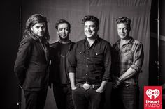 Recent interviews and performances for various radio programs including iHeartRadio, WFUV, SiriusXM, and more! http://mumsonfans.com/mumford-sons-recent-radio-appearances-including-interviews-performances/