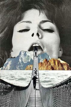40 Clever And Meaningful Collage Art Examples
