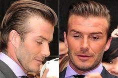 Nice David Beckham Hair