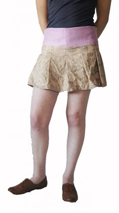 Country Mini Skirt www.luhpo.co.uk