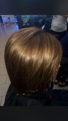 Golden Hair, Brunette Hair, Bob Cut, Brown Hair, Black Brown Hair, Bob Cuts
