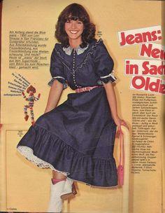 80s Fashion, Vintage Fashion, Dress Skirt, Shirt Dress, Bikini, Feminine Dress, Photomontage, Vintage Skirt, Jeans