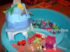 Land, water, and air sensory bin Sensory Bins, Sensory Activities, Sensory Play, Preschool At Home, Printable Letters, Tot School, To My Daughter, Printables, Teacher