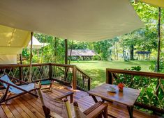 This unique, nature retreat overlooks the historic River Kwai and Hintok Mountain. Luxury Tents, Luxury Camping, Tent Room, Book Cheap Hotels, River Camp, Natural Swimming Pools, Good Environment, Best Resorts, Tent Camping