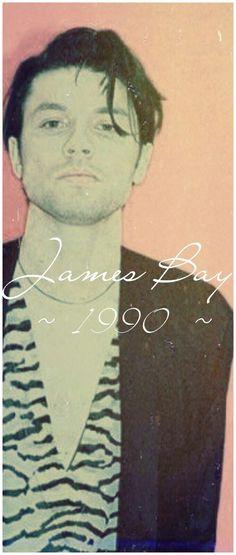 James Bay ( September 2, 1990 )