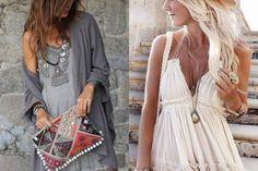Peças de roupa e acessórios Primavera Verão