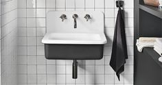 This Old House- best of bath Energy 7710 Industrial Loft-Style Sink
