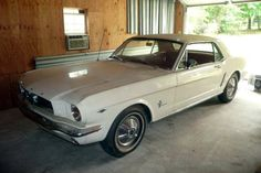 1964 Mustang: Survivor Coupe - http://barnfinds.com/1964-mustang-survivor-coupe/