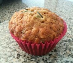 I love zucchini bread, but I like the convenience of a muffin. I found a recipe for a zucchini bread with oats in it and decided to remix it, reduce the sugar and make it into muffins. My idea soun… Baby Food Recipes, Baking Recipes, Dessert Recipes, Desserts, Muffin Recipes, Baking Ideas, Oat Muffins, Healthy Muffins, Blueberry Banana Oatmeal Muffins