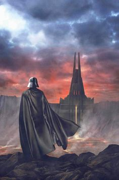 - The Tale of an Ancient Dark Lord Comes to Light in Marvel's Darth Vader - Star Wars News Net Star Wars Fan Art, Star Wars Concept Art, Star Trek, Darth Vader Star Wars, Anakin Vader, Darth Vader Comic, Darth Vader Castle, Darth Vader Artwork, Anakin Skywalker