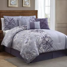 Vienna 7 Piece Comforter Set