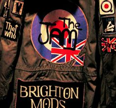 jam on Mod parka Vespa, Mod Shoes, Lambretta, Brighton Rock, Tailor Made Suits, Mod Scooter, Paul Weller, Rude Boy, 60s Mod
