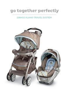 Baby gear must-haves: Graco Alano stroller, infant car seat and more.