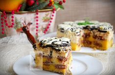 kuchnia w czekoladzie: Bez pieczenia Tiramisu, Oreo, French Toast, Cakes, Breakfast, Ethnic Recipes, Cheesecake, Baking, Food