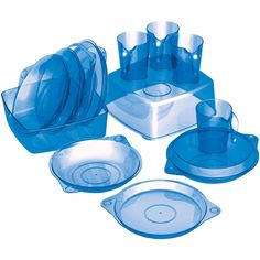 Amazon.com: Outdoor Products 1409 Table Ware 1409OP000, Assorted Colors: Toys & Games