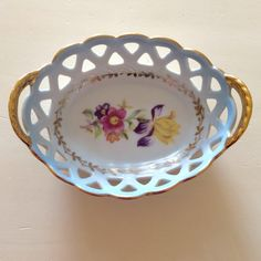 A personal favourite from my Etsy shop https://www.etsy.com/uk/listing/535654577/vintage-trinket-dish-bone-china-dish