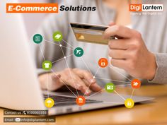 As an #Ecommerce #PortalDesigningCompany, we at #DigiLantern understand the unique nature of your market, structuring appropriate web marketing goals and designing tactics to execute those goals. DigiLantern believes in maximizing the output of E-commerce solutions by following these five phases of the product: Scoping and planning, Conceptual design and research, Development of Framework, Implementation of Framework, Revision Phase. To know more.
