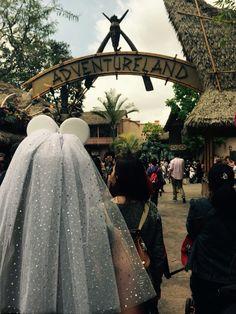 Disney Bride    Bachelorette Weekend