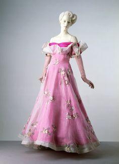 Evening DressElsa Schiaparelli, 1953The Victoria & Albert MuseumOMG! That Dress! stands with Planned Parenthood.