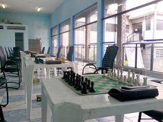 1ª Rodada do Torneio de Inverno do Clube de Xadrez São Caetano do Sul