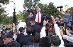 Donald Trump Is a Malleable Mess | RealClearPolitics