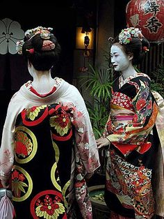Traditional Geisha Kimono   Traditional Geisha Kimono