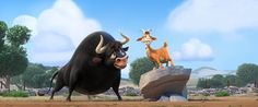 Fox Animation/Blue Sky Studios' Oscar nominated animated storybook adaptation Ferdinand makes its entry into the home entertainment ring today Ferdinand Movie, The Story Of Ferdinand, Home Entertainment, Shark Tale, Blue Sky Studios, The Iron Giant, Movie Co, Animated Movies For Kids, Animated Cartoons