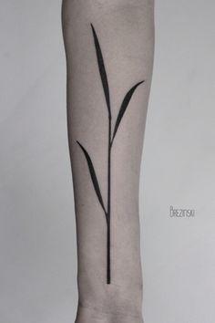 Blades of Grass by Ilya Brezinski