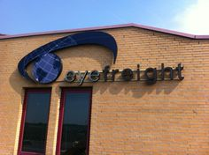 Gevelletters met led verlichting Layout, Led, Page Layout