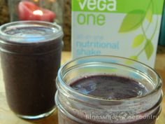 Vega One #recipe #smoothie #onechange