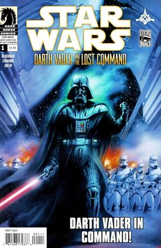 Darth Vader And The Lost Command Part 1