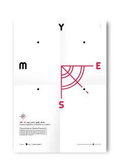 My Se / Poster by Kosma Ostrowski