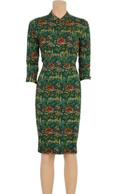 Mandarin dress Nara
