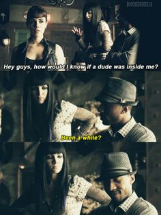 Lost Girl | Kenzi & Hale :'D