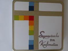 Geschenkdose Konfirmation/Kommunion von Papierdschungel auf DaWanda.com
