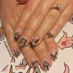 @topknotnails #mattenails #prestogel #oceannailsupply #nailswag #fingerbangportland #fingerbang #nailchurch #fingerbangme