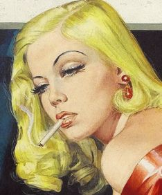 Vintage Cool Illustrated on tumblr has a fantastic collection of pulp fiction illustrations