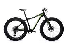 Fatback Releases Redesigned Carbon Corvus Fat Bike http://www.singletracks.com/blog/mtb-gear/fatback-releases-redesigned-carbon-corvus-fat-bike/