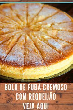 Easy Lunches For Work, Cake Recipes, Dessert Recipes, Good Food, Yummy Food, Portuguese Recipes, Yummy Cakes, Delicious Desserts, Food And Drink