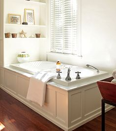 Idées futées, salle de bains, nettoyage