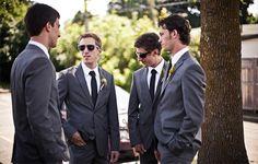 Groom, Bestman, Groomsmen Katriina & Jon's wedding