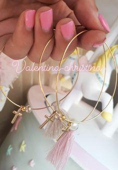 Μοναδικά χειροποίητα μαρτυρικά βάπτισης μεταλλικά για εσάς που θέλετε να διαφέρετε by valentina-christina handmade products 2105157506 Products, Handmade Jewelry, Bangle Bracelets, Iron, Gadget