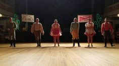 Stompede Hoedown performances - The Barbary Coast Cloggers 2