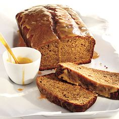 Peanut Butter Banana Bread - 30 Best Quick Bread Recipes - Cooking Light