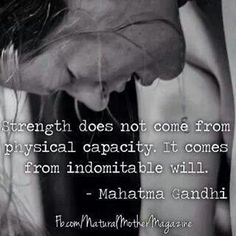 Ghandi inspires me everyday... without his words... I'd be lost...