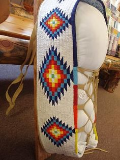 Indian Art Oklahoma - Native American Beadwork