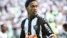 En El juego entre el Atlético Mineiro y el Gremio, Ronaldinho fue abucheado