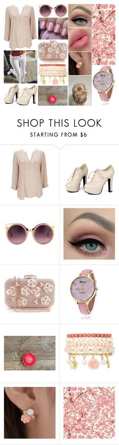 """MCAU ~ 5"" by evil-bookworm ❤ liked on Polyvore featuring Wallis, Sidewalk, Erdem, Charlotte Russe and kitsch island"