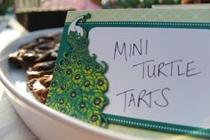 Mini Turtle Tarts