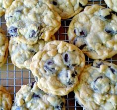 """I know everyone's version of """"best"""" can be as different as chocolate and vanilla. So whenever I see a recipe claiming it's the """"best"""" I'm sceptical. However, these truly are the best chocolate chip cookies I'VE ever made. I love, love, lovethe combo of sweet and salty, and the sliced almonds with dark chocolate is … … Continue reading →"""